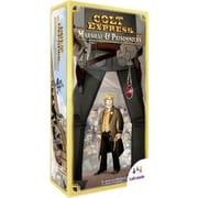 Colt Express: Marshal & Prisoners (дополнение)