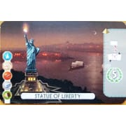 Промо к  7 Wonders Duel: Statue of Liberty