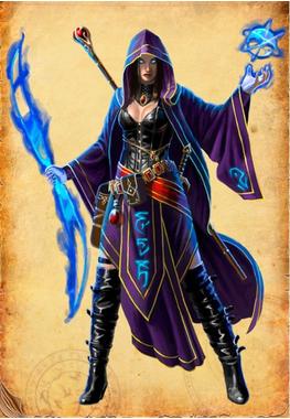 Войны Магов. Мастер Силы против Повелителя Битв (Mage Wars. Forcemaster vs Warlord)