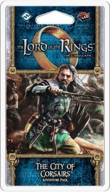 The Lord of the Rings: The Card Game – The City of Corsairs Adventure Pack (дополнение)
