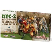 Zombicide: Black Plague - NPC Box - 2