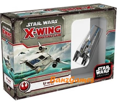 Star Wars: X-Wing: U-wing Expansion Pack (дополнение)