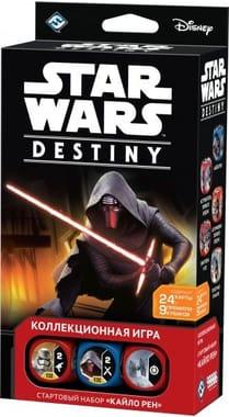 "Star Wars: Destiny. Стартовый набор ""Кайло Рен"" (Kylo Ren Starter Set)"