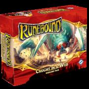 Runebound: Caught in a Web Scenario Pack (дополнение, третья редакция)