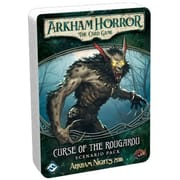 Arkham Horror: Card Game (Ужас Аркхэма. Карточная игра) - Curse of the Rougarou Scenario Pack (дополнение)