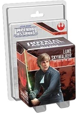 Star Wars: Imperial Assault – Luke Skywalker Ally Pack (дополнение)