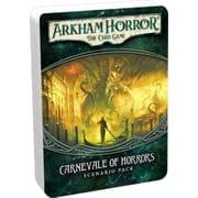 Arkham Horror: Card Game (Ужас Аркхэма. Карточная игра) - Carnevale of Horrors Scenario Pack (дополнение)
