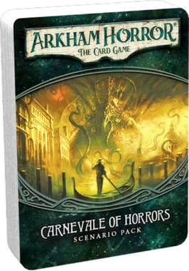 Arkham Horror: Card Game - Carnevale of Horrors Scenario Pack (дополнение)