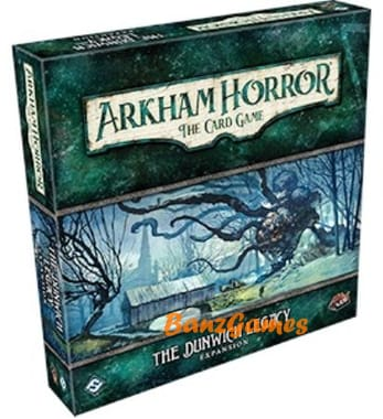Arkham Horror: Card Game - The Dunwich Legacy Deluxe Expansion (дополнение)