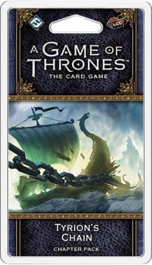 A Game of Thrones: The Card Game (Second edition) – Tyrion's Chain Chapter Pack (дополнение)