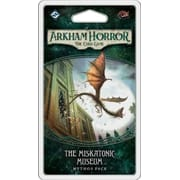 Arkham Horror: Card Game (Ужас Аркхэма. Карточная игра) - The Miskatonic Museum Mythos Pack (дополнение)