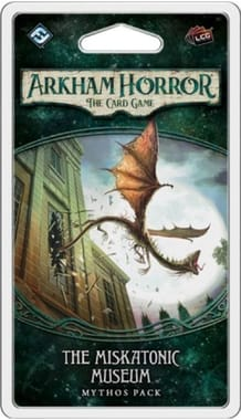 Arkham Horror: Card Game - The Miskatonic Museum Mythos Pack (дополнение)