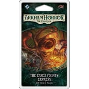 Arkham Horror: Card Game (Ужас Аркхэма. Карточная игра) - The Essex County Express Mythos Pack (дополнение)