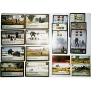 Набор промо карт к настольной игре Серп (Scythe) на русском языке