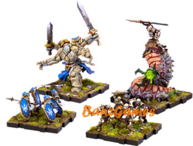 Runewars The Miniatures Game: Oathsworn Cavalry Expansion Pack