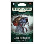 Arkham Horror: Card Game (Ужас Аркхэма. Карточная игра) - Blood on the Altar Mythos Pack (дополнение)
