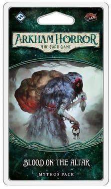 Arkham Horror: Card Game - Blood on the Altar Mythos Pack (дополнение)