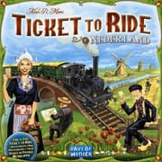Ticket To Ride: Nederland (дополнение)