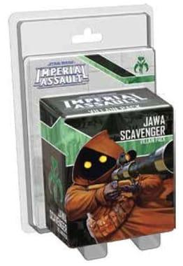 Star Wars: Imperial Assault – Jawa Scavenger Villain Pack (дополнение)