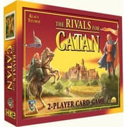 Catan: Rivals for Catan Card Game