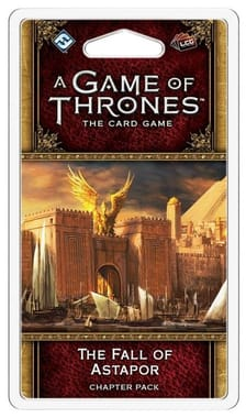 A Game of Thrones: The Card Game (Second edition) – The Fall of Astapor Chapter Pack (дополнение)