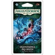 Arkham Horror: Card Game (Ужас Аркхэма. Карточная игра) -  Undimensioned and Unseen Mythos Pack (дополнение)