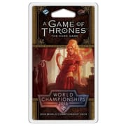 A Game of Thrones: The Card Game (Second edition) – 2016 World Championship Joust Deck (дополнение)