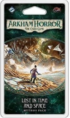 Arkham Horror: Card Game - Lost in Time and Space Mythos Pack (дополнение)