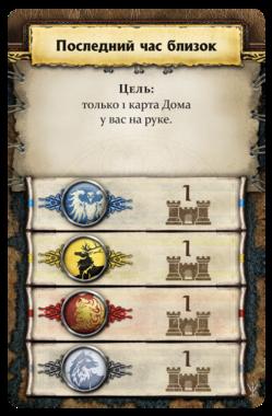 Игра престолов. Настольная игра: Пир воронов