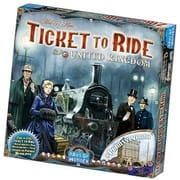 Ticket To Ride: United Kingdom (дополнение)