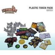 Набор жетонов из пластика настольной игре Zombicide: Black Plague (Plastic Token Pack)