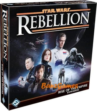 Star Wars: Rebellion - Rise of the Empire (дополнение)