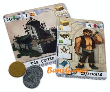 The Builders: Middle Ages (Строители: Средние века)