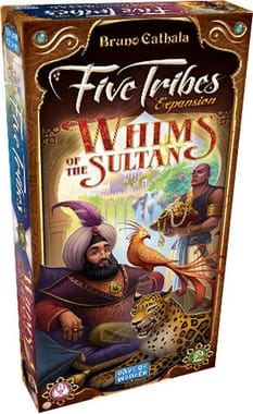 Five Tribes: Whims of the Sultan (дополнение)