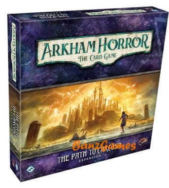 Arkham Horror: Card Game - The Path to Carcosa Deluxe Expansion (дополнение)