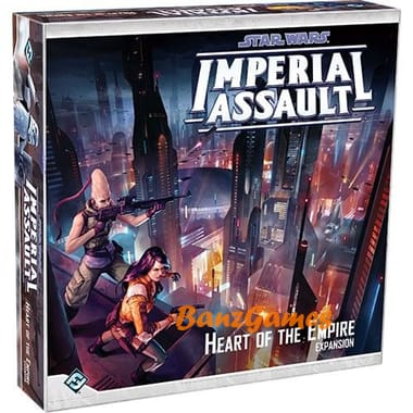 Star Wars: Imperial Assault – Heart of the Empire (дополнение)