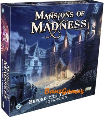 Mansions of Madness: Beyond the Threshold (дополнение)