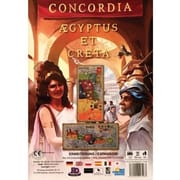 Concordia: Aegyptus & Creta (Конкордия. Крит и Египет)