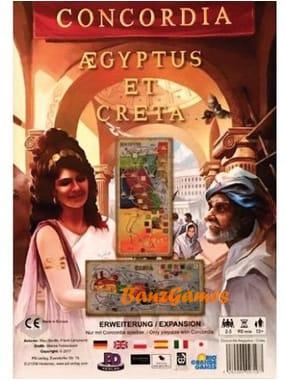 Concordia: Aegyptus & Creta (дополнение)