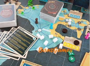 Пандемия: Наследие 2 Чёрная коробка (Pandemic Legacy: Season 2)