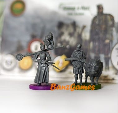 Серп: Захватчики из далеких земель (Scythe: Invaders from Afar)
