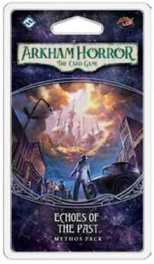 Arkham Horror: Card Game - Echoes of the Past Mythos Pack (дополнение)