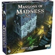 Mansions of Madness: Streets of Arkham (дополнение)