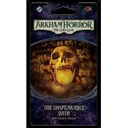 Arkham Horror: Card Game (Ужас Аркхэма. Карточная игра) - The Unspeakable Oath Mythos Pack (дополнение)