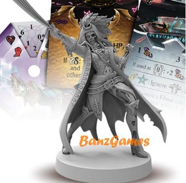 Настольная игра Клинок и колдовство (Sword & Sorcery) Набор героя: Виктория