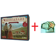 Виноделие Полное издание (Viticulture) + набор промокарт