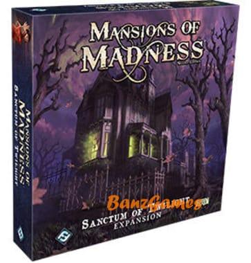 Mansions of Madness: Sanctum of Twilight (дополнение)