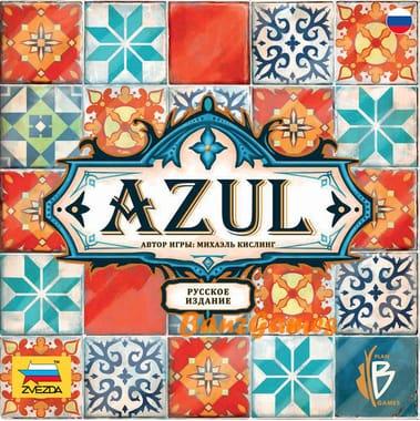 Азул (Azul) + Джокеры для настольной игры Азул