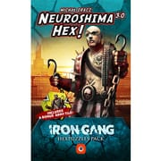 Neuroshima Hex 3.0:  Iron Gang Hexpuzzles Pack