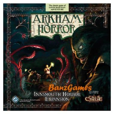 Ужас Инсмута (Arkham Horror: Innsmouth Horror Expansion)